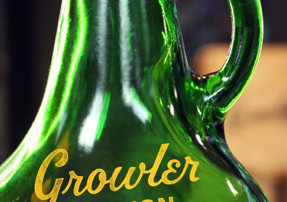 GROWLERS THAT MAKE US HAPPY