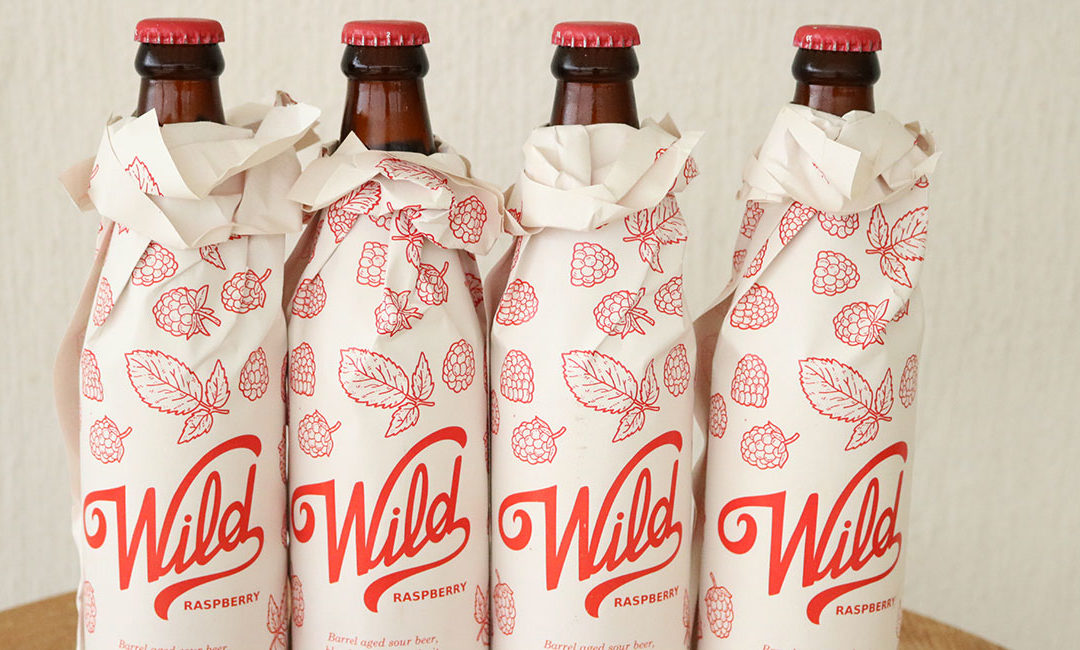 Wild Raspberry beer: Throwing out the rulebook